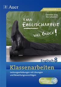 Klassenarbeiten Englisch 8