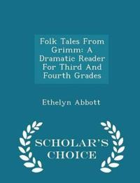 Folk Tales from Grimm