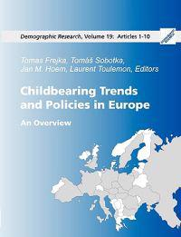 Childbearing Trends and Policies in Europe, Book I