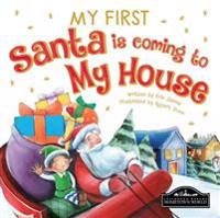 My First Santa is Coming to My House -  - böcker (9781849939638)     Bokhandel