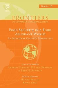 Food Security in a Food Abundant World
