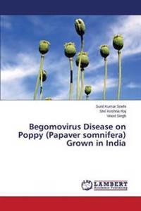 Begomovirus Disease on Poppy (Papaver Somnifera) Grown in India