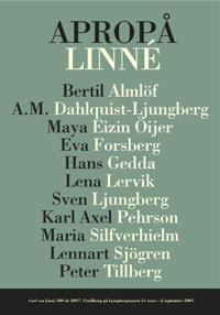 Apropå Linné