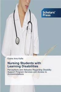Nursing Students with Learning Disabilities