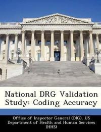 National Drg Validation Study