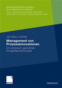 Management Von Prozessinnovationen