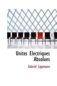Unites Electriques Absolues