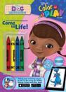 Disney Doc McStuffins Color & Play