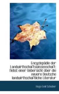 Encyclopadie Der Landwirthschaftswissenschaft