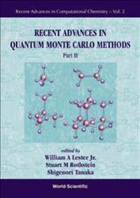 Recent Advances in Quatum Monte Carlo Methods