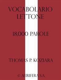 Vocabolario Lettone