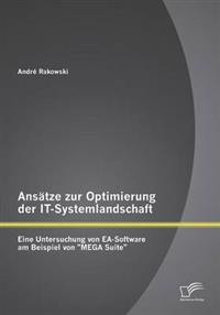 Ansatze Zur Optimierung Der It-Systemlandschaft