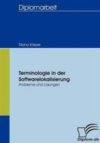 Terminologie in Der Softwarelokalisierung