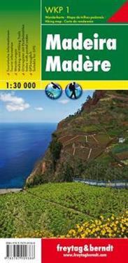 MADEIRA FB GPS UTM HIKING CYCLING LEISUR