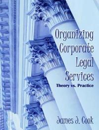 Organizing Corporate Legal Services