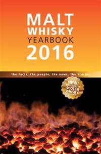 Malt Whiskey Yearbook 2016