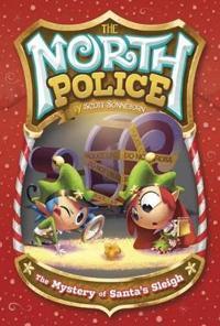 Mystery of santas sleigh
