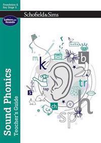 Sound phonics teachers guide: eyfs/ks1, ages 4-7