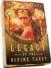 Legacy Of The Divine Tarot (78-Card Deck & guidebook)