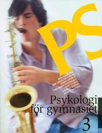 PS 3 Psykologi för gymnasiet