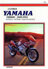 Yamaha FZR600 1989-1993