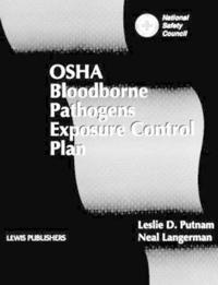 Osha Bloodborne Pathogens Exposure Control Plan/Book and Disk