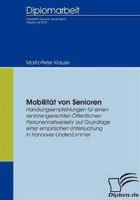 Mobilitat Von Senioren