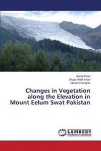 Changes in Vegetation Along the Elevation in Mount Eelum Swat Pakistan