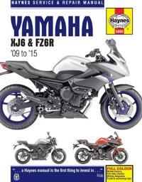 Yamaha Xj6 & Fz6r, '09-'15 Haynes Repair Manual