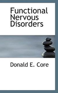 Functional Nervous Disorders