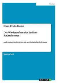 Der Wiederaufbau Des Berliner Stadtschlosses