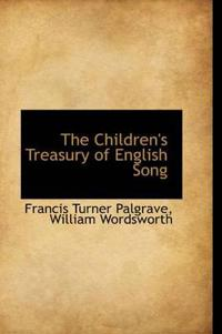 The Children's Treasury of English Song