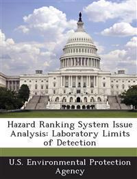Hazard Ranking System Issue Analysis