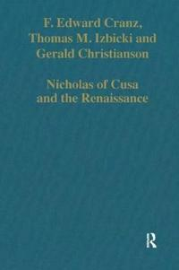 Nicholas of Cusa and the Renaissance