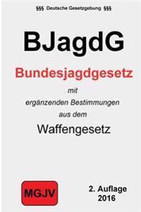 Bundesjagdgesetz: (Bjagdg)