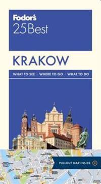 Fodor's 25 Best Krakow