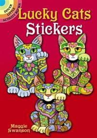 Lucky Cats Stickers