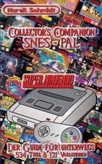 Collector's Companion - SNES PAL