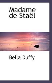 Madame De Stadl