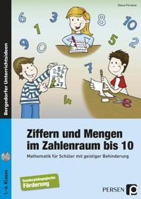 Ziffern und Mengen im Zahlenraum bis 10