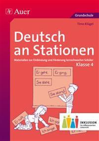 Deutsch an Stationen 4 Inklusion