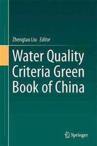 Water Quality Criteria Green Book of China