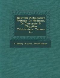 Nouveau Dictionnaire Pratique De Médicine, De Chirurgie Et D'hygiène Vétérianires, Volume 6...