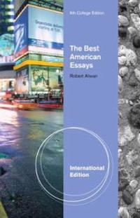 best american essays sixth college edition robert atwan Buy the best american essays 2016, isbn: 0544812107 from houghton mifflin harcourt robert atwan has been the series editor of the best american essays.