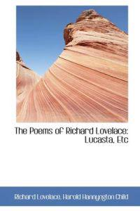 The Poems of Richard Lovelace