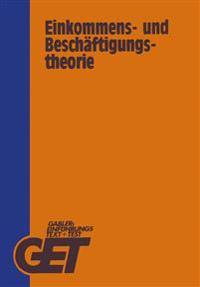 Einkommens- Und Beschaftigungstheorie