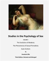 Studies in the Psychology of Sex: The Evolution of Modesty and Auto-Erotism