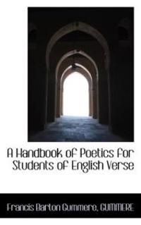 A Handbook of Poetics