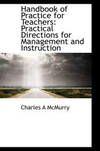 Handbook of Practice for Teachers