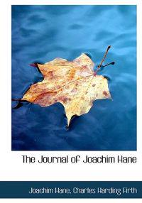 The Journal of Joachim Hane